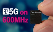 T-Mobile conducts first 5G call over low band 600MHz spectrum using Qualcomm X55 modem