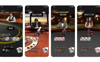 Texas Hold'em for iOS gets updated to mark 11 years of App store