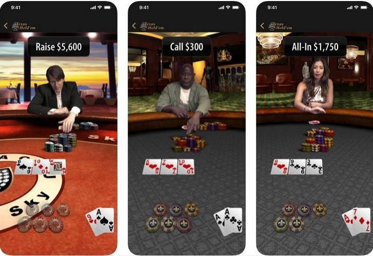 Texas Hold'em for iOS gets updated to mark 11 year anniversary