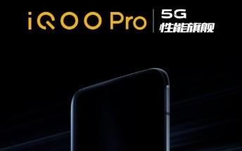 vivo iQOO Pro 5G arriving next month