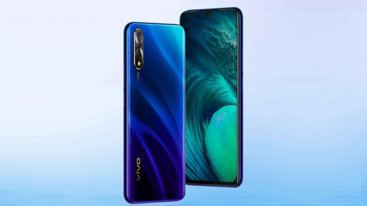 vivo S1 announced for global markets with Helio P65 SoC, 32MP selfie camera