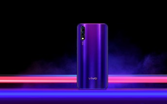 vivo Z5 revealed in official promo images