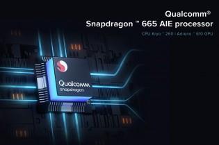 Snapdragon 665 \