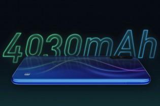 4,030mAh battery, up from 3,000mAh