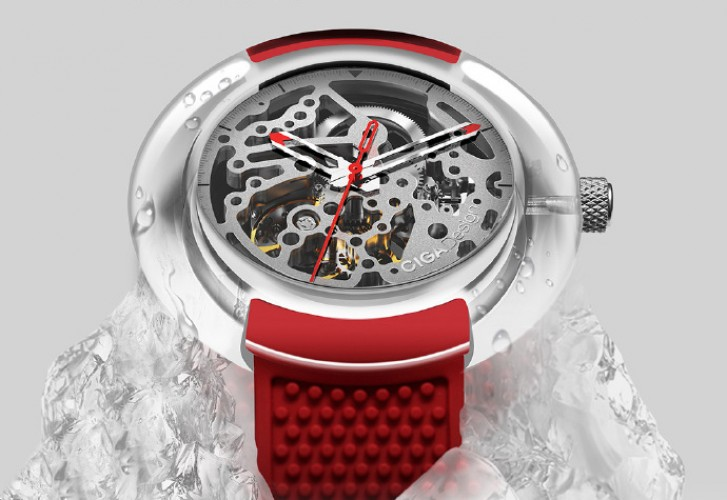 Xiaomi introduces T-Series CIGA Design mechanical watch