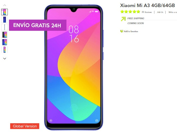 Xiaomi teases Mi A3, says it will be a great deal