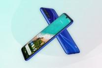 Xiaomi Mi A3 in Blue