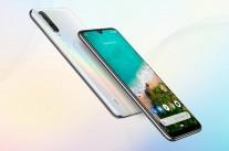 Xiaomi Mi A3 in White