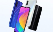 Xiaomi Mi CC9, CC9e and CC9 Meitu Edition go official with focus on selfies