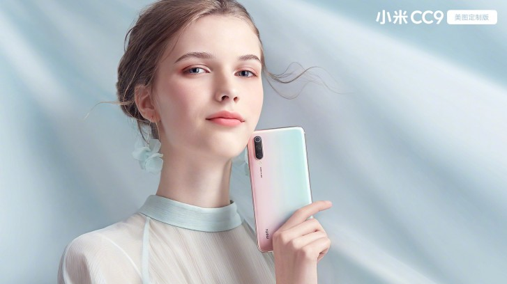 Xiaomi Mi CC9 line goes official with three variants focusing on selfie camera performance