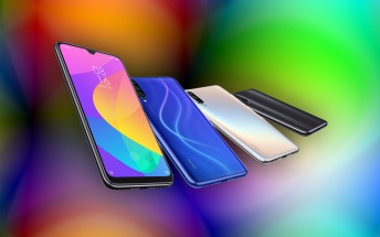 A closer look at how Xiaomicreated the iridescent backs of theMi CC9 and CC9e
