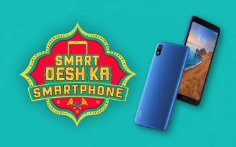 Indian Redmi 7A to have different camera,  a Snapdragon 730 version might join it