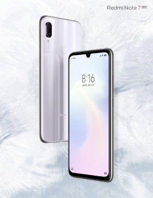 Redmi Note 7 arrives in new Silver color - GSMArena com news