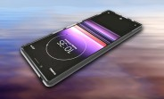 Sony Xperia 2 case images confirm the design previously seen in renders