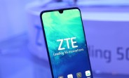 ZTE Axon 10 Pro's 20x hybrid zoom demoed