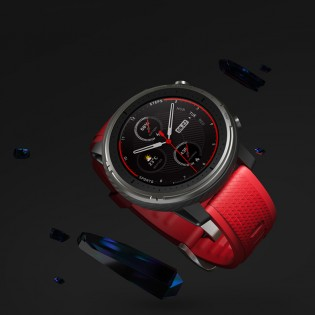 Amazfit Smart Sports Watch 3: optional sapphire crystal