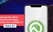 Nokia 8.1 gets Android Q beta 5 along with corner swipe for Assistant
