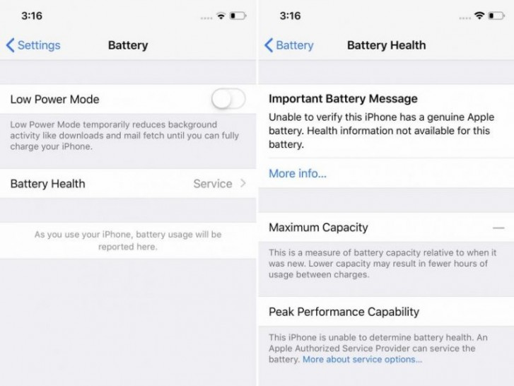 Apple responds to iPhone battery replacement controversy