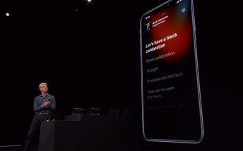 Apple Music dark mode and time-synced lyrics appear on Android before iOS