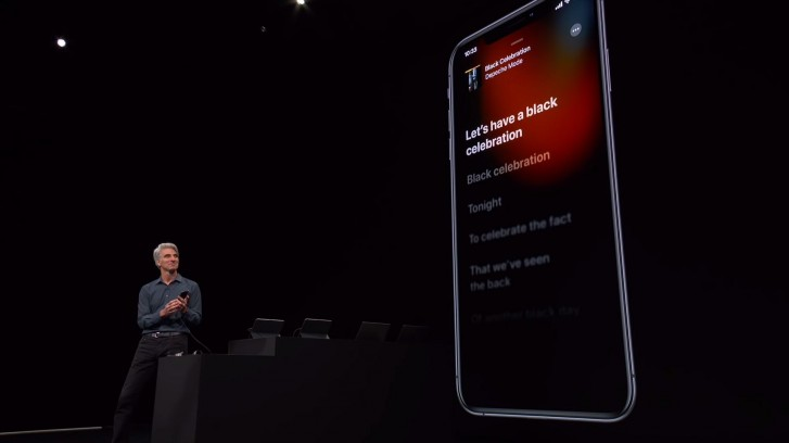 Apple Music dark mode and time-synced lyrics appear on Android