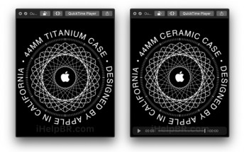 Apple Watch Series 5 will  come with new titanium and ceramic casings