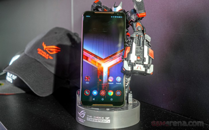 Weekly poll results: Asus ROG Phone II is a homerun
