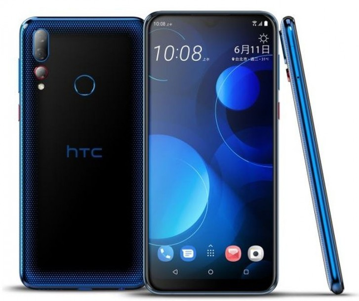 HTC Desire 19+ is coming to Germany for €329
