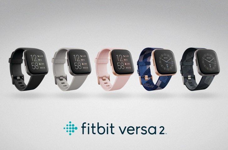 Fitbit Versa 2 goes official with OLED display, improved battery life and Alexa support
