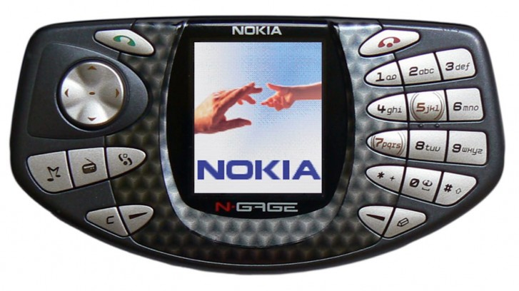 Flashback: Nokia N-Gage - the gaming phone ahead of its time ...
