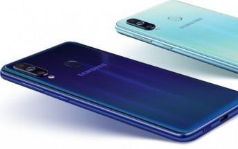 Samsung Galaxy M40 update brings dedicated camera Night mode, August security patch