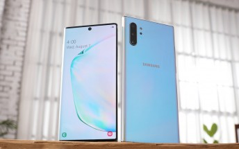 Samsung Galaxy Note10+ 5G now available for pre-order, Note10 5G nowhere to be seen