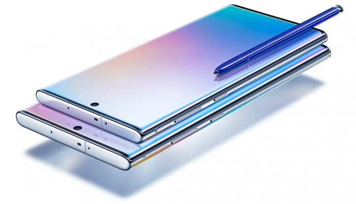 Our Samsung Galaxy Note10 and Note10+ hands-on video is up