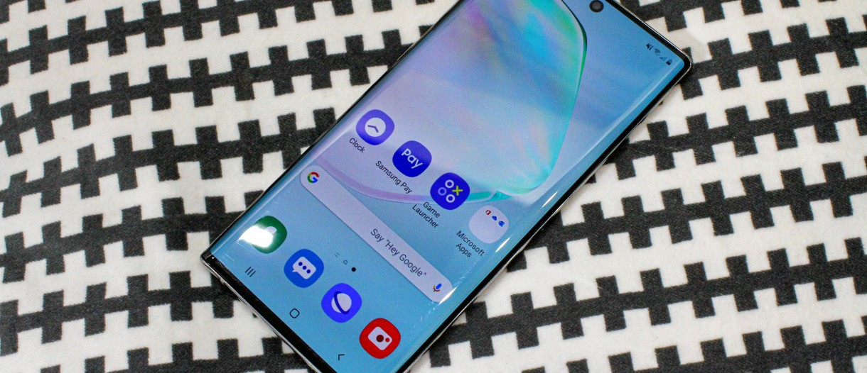 Samsung Galaxy Note10's game streaming app is coming in