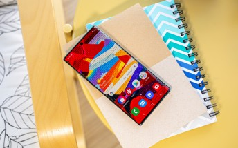Samsung Galaxy Note10+: first Exynos 9825 benchmarks