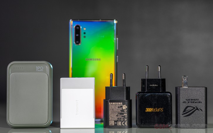 Don't just buy any 45W+ PD charger form the Samsung Galaxy Note10+