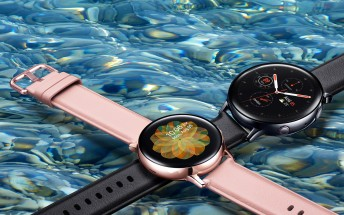 Samsung Galaxy Watch Active2 goes official with digital bezel, ECG sensor