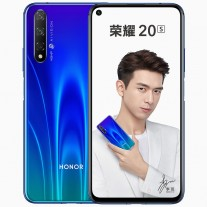 Official renders of Honor 20S