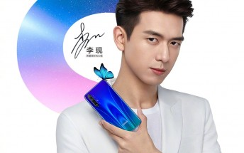 Honor 20S is up for pre-order registrations, September 4 launch is confirmed