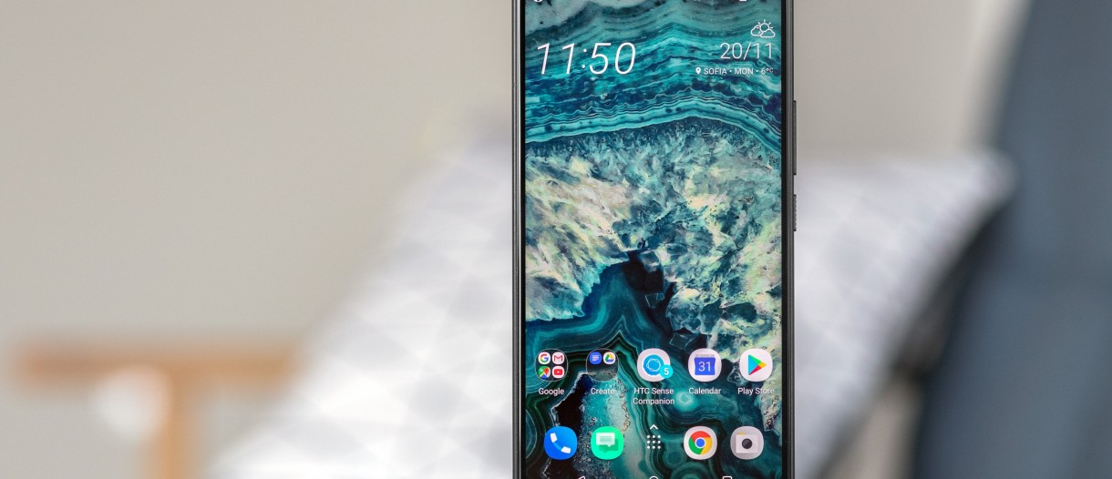 HTC U11+ receiving Android Pie update in India - GSMArena com news