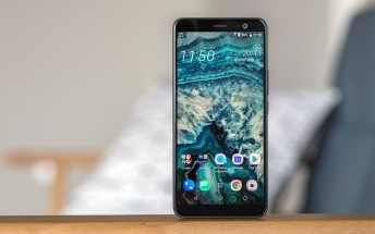 HTC U11+ receiving Android Pie update in India