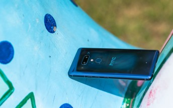 HTC U12+ receives Android 9.0 Pie in Europe