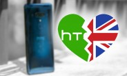 HTC stops selling phones in the UK after a patent dispute
