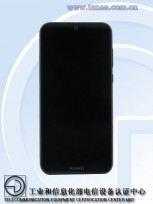 Huawei AMN-AL10 images on TENAA
