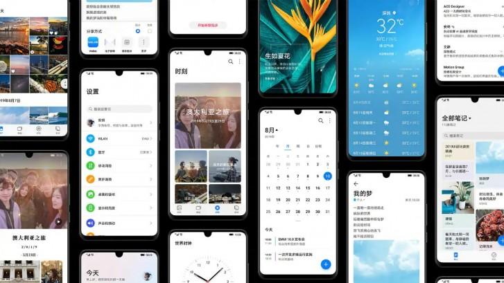 Huawei anuncia roteiro inicial para o EMUI 10