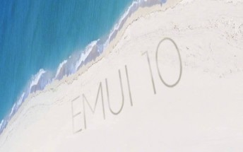 EMUI 10 officially arriving on August 9
