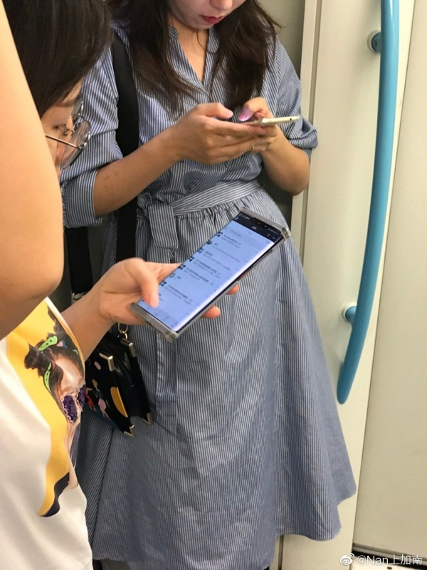Huawei Mate 30 Pro spotted in the wild once again