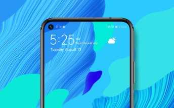 Google leaks Huawei nova 5T, which will have a 5.5