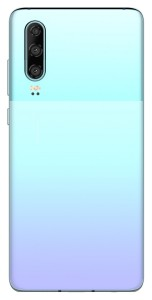 Huawei P30's new gradient color (with a dual tone twist)