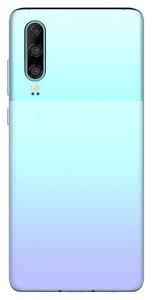 Nova cor gradiente do Huawei P30 (com um toque de dois tons)