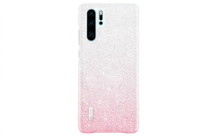 Huawei bundles Pearl White P30 Pro with Swarovski-covered case